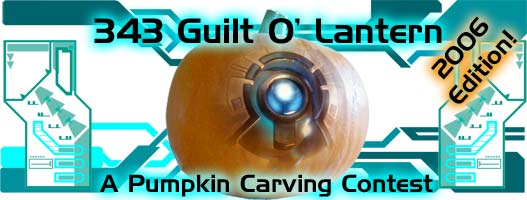 343 Guilt O' Lantern