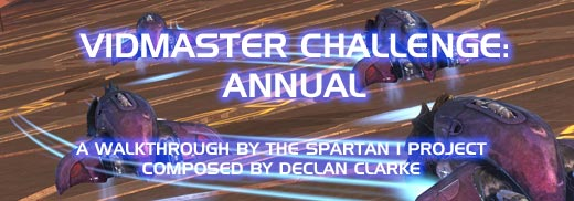 Vidmaster Challenge: Annual Walkthrough by Declan Clarke and the Spartan I Project