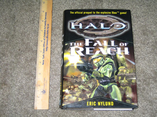 The Fall of Reach - HARDCOVER