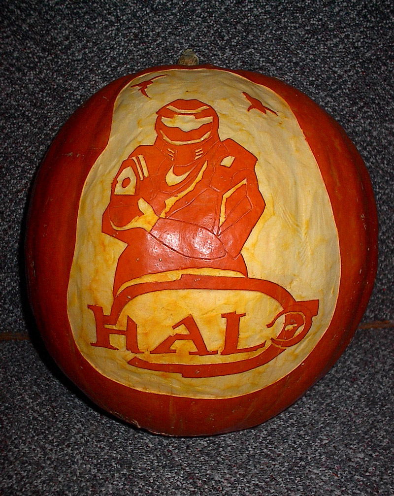 343 Guilt O' Lantern: A Pumpkin Carving Contest